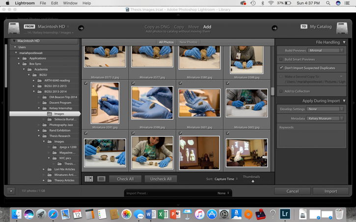 Using Lightroom to Make Your Images Work for You
