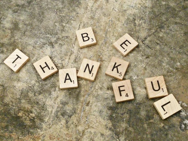 Stress Relief at the Collegiate Level: The Importance of Practicing Gratitude
