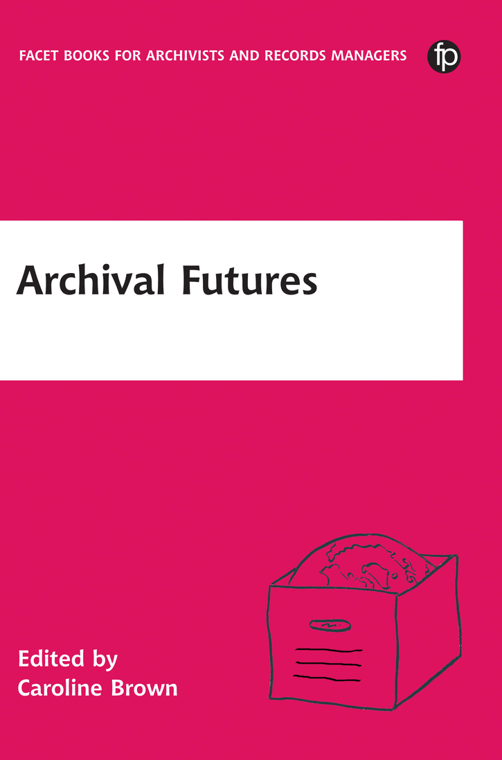 New book imagines the archive of the future