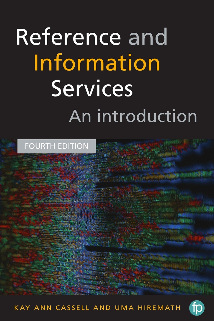 An essential introduction to reference librarianship and information services for students and professionals