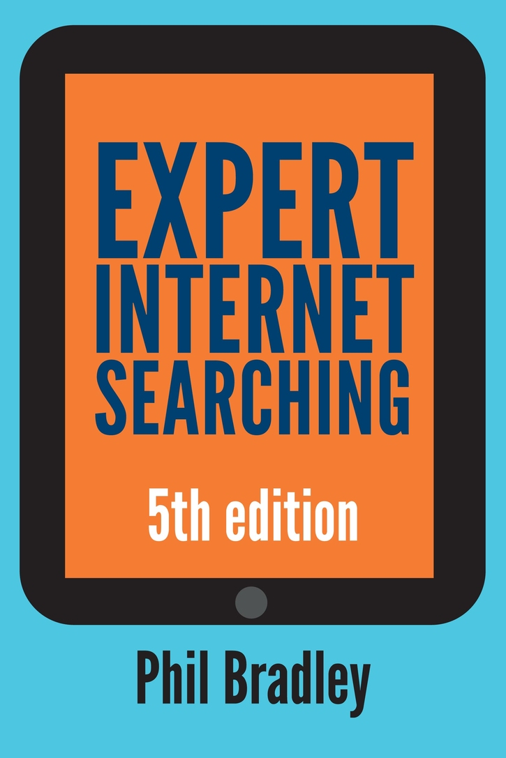 Expert Internet Searching, 5th edition