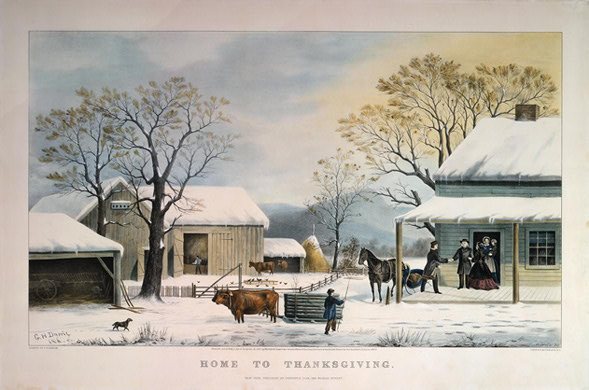 Over the River and Through the Wood: Defining Domesticity in Nineteenth-Century America