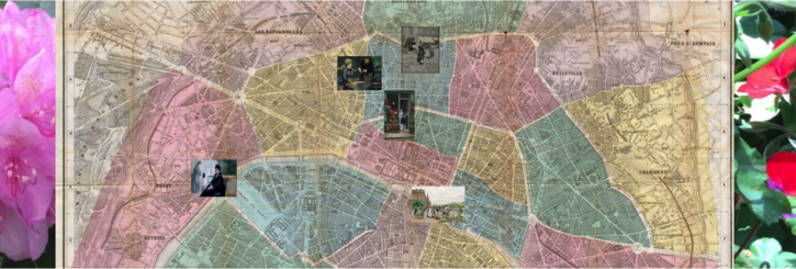 Mapping and Geocoding, Part 1: Visualizing Parisian Horticultural Networks