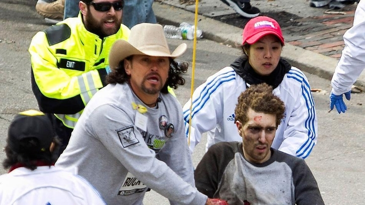 The Boston Marathon bombings and social media: a discussion with students