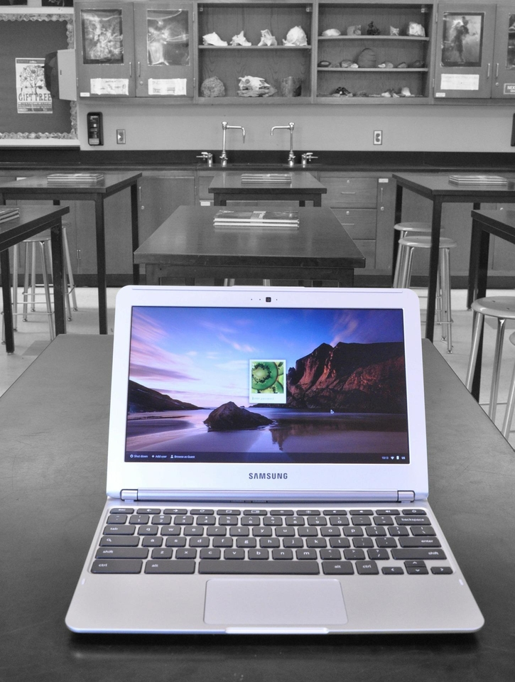 Laptops Must Find Their Place In The Classroom Before They Can Be Allowed In