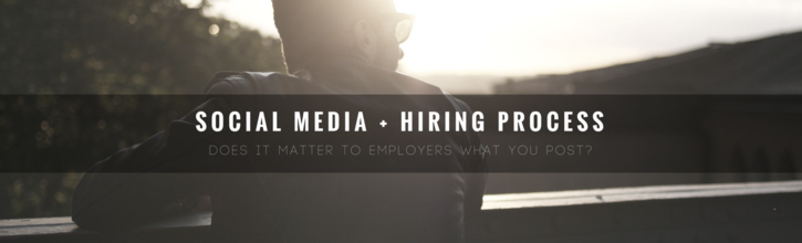 Employer's using social media in hiring process: Why do they do it?