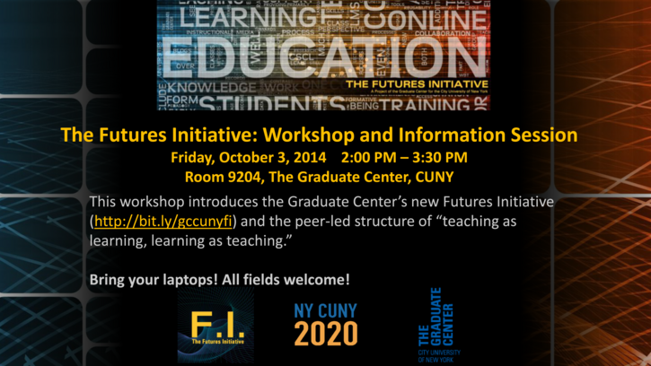 """Crowdsourced Syllabus-- """"Mapping the Futures of Higher Education: Teaching, Learning and Research in the Age of Google"""""""