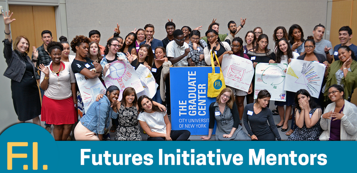 Futures Initiative Mentoring Workshop Photos, Aug. 18 and 19, 2015