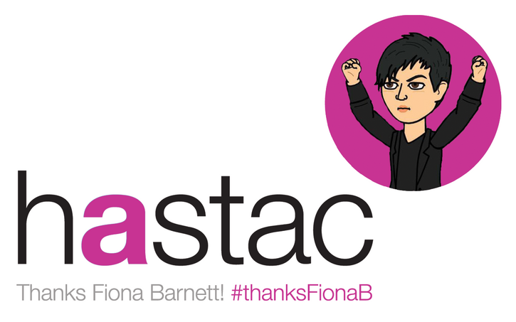 Storify of HASTAC #thanksFionaB