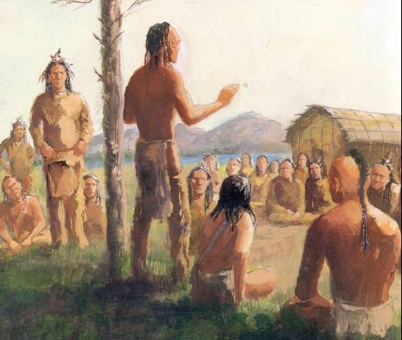 Iroquois Informers: Spies, Knowledge, and Empire in the Northeast Borderlands