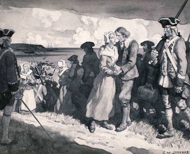 The Great Deportation: A Recurring Theme in Acadian Song