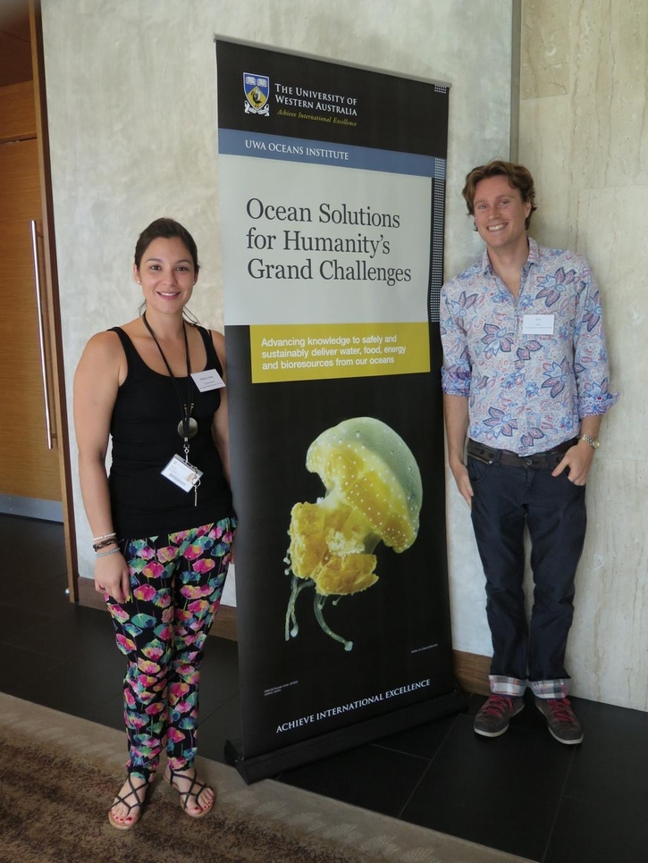 2nd Oceans Institute Postgraduate Conference - the University of Western Australia, October 16 2014