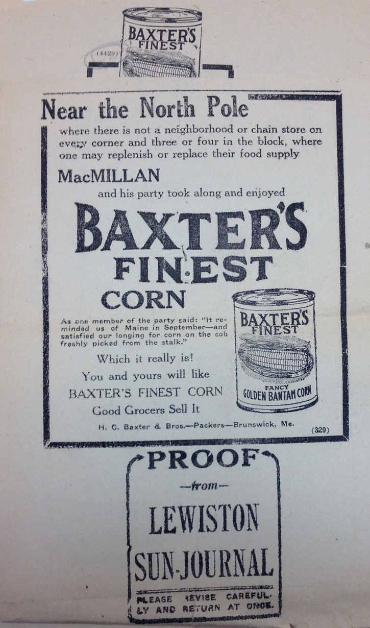 Kernels of Conflict: Farmers, Canners, and Environmental Knowledge in Maine's Canned Sweet Corn Industry