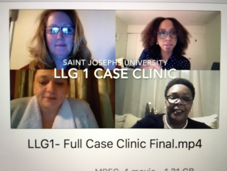 Case Clinic LLG1 SJU Student Image