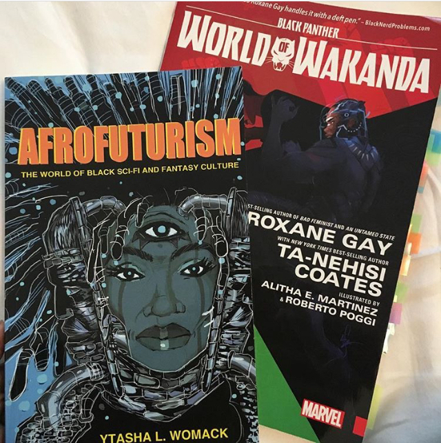 "Afrofuturism for Beginners: A Review of ""Afrofuturism"" by Ytasha Womack"