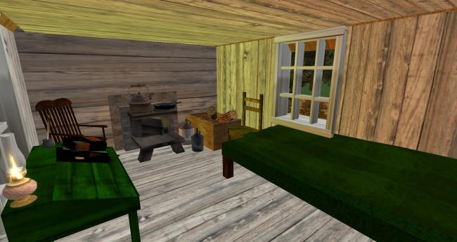 Interfacing with the Digital Metaverse: Historical Recreation in Second Life