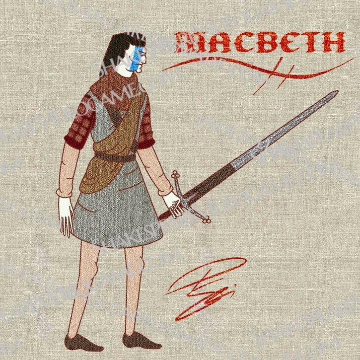 Something Wicked: the Macbeth video game