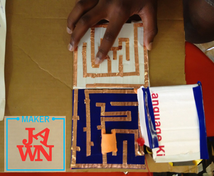 Maker Celebration at the Free Library of Philadelphia this Saturday!