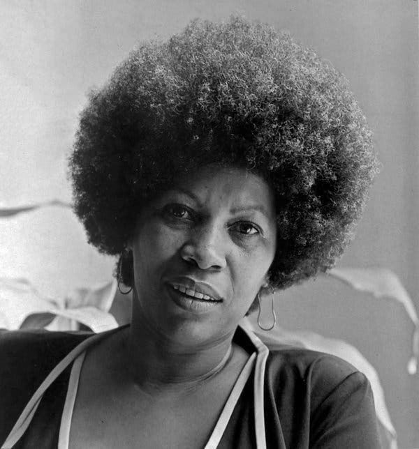 "An Introduction to ""The Toni Morrison Dataset"""