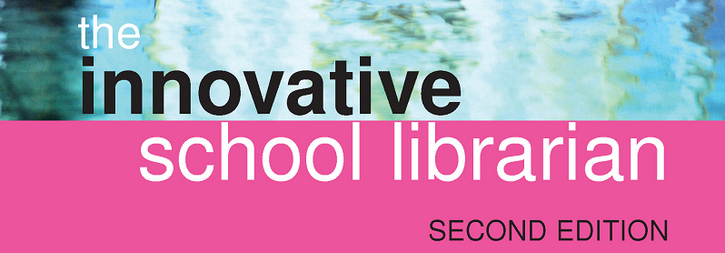 Renew and refresh your professional identity, become an innovative school librarian