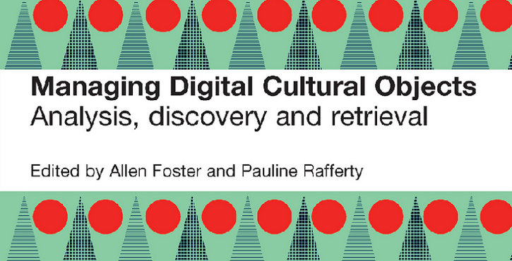 New edited collection on managing digital cultural objects