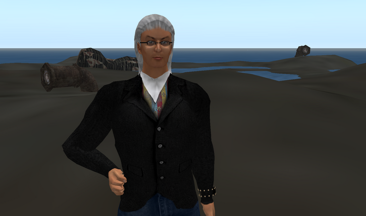 03. Designing Curator Tours via Second Life