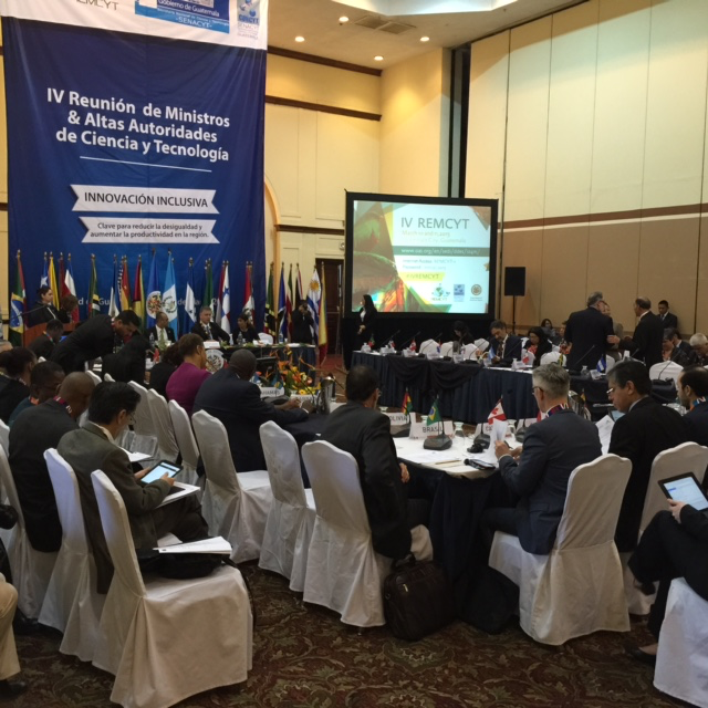 SciTech Meeting in Guatemala Concludes with Approval of Action Plan and Recommendations for the Seventh Summit of the Americas