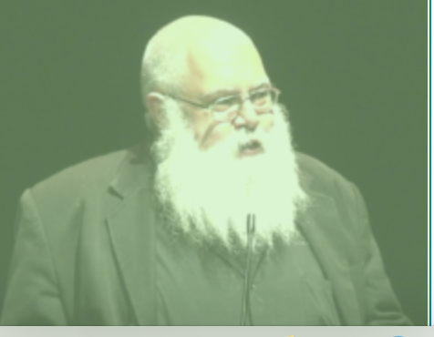 """Samuel Delany On Importance of """"Everyone Raising Their Hand"""""""
