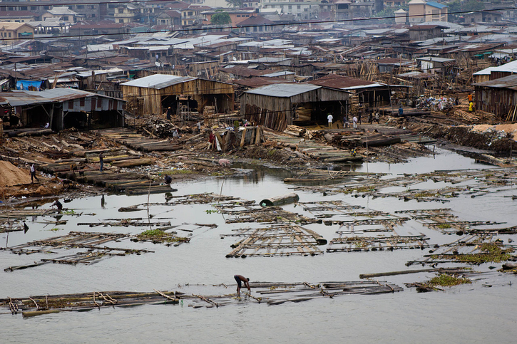 Western Arrival and Departure in Lagos: The Consequences of Modernity