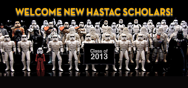 Welcome to the New HASTAC Scholars!