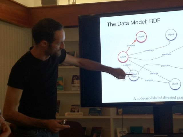 Part Two: Linked Data for Individual Use, Interview with Data Artist, Glauco Mantegari