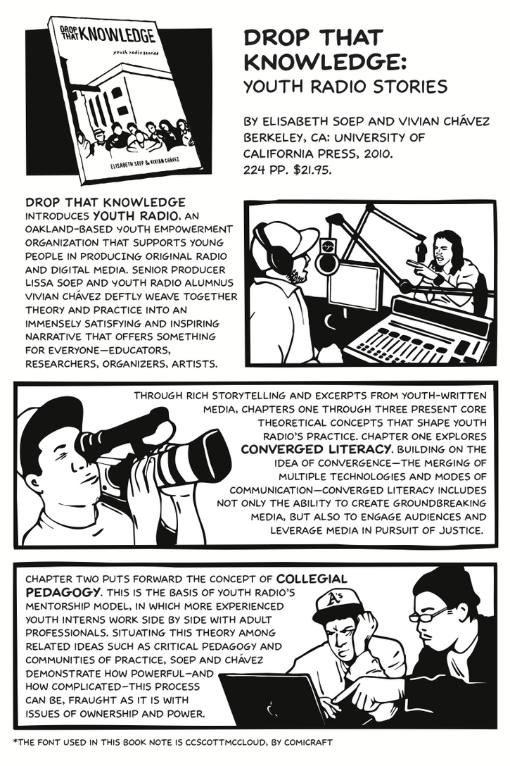 Reflections on Digital Literacy from Youth Radio's Mobile Action Lab