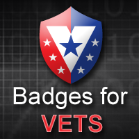 Project Q&A With: Badges Work for Vets