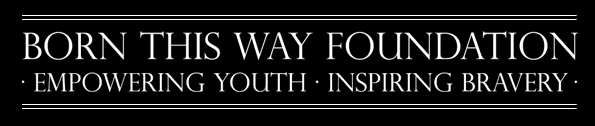 The Born This Way Foundation Logo