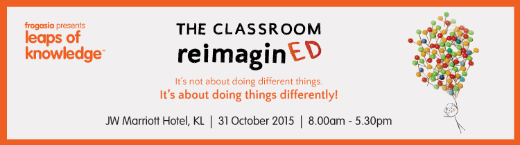 Classroom Reimagined conference logo
