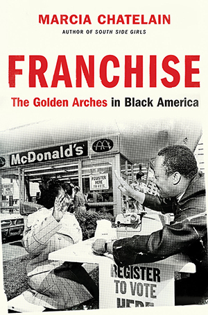Collaborative Book Discussion of Franchise by Marcia Chatelain