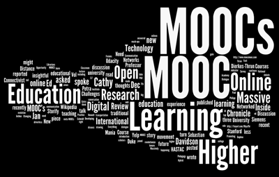 A Look at MOOCs