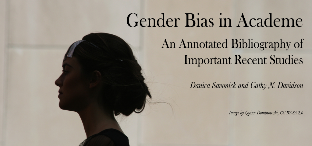 gender biased culture While bias and a lack of cultural competency may both be present in a given endanger officers for example, if officers have an implicit bias based on gender understanding bias: a resource guide page 4.
